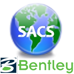 logo for Bentley SACS CONNECT Edition