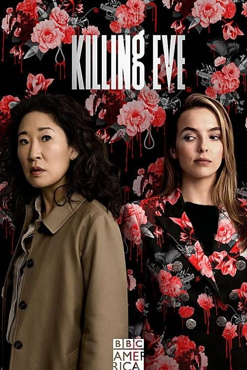 poster for Killing Eve 2019