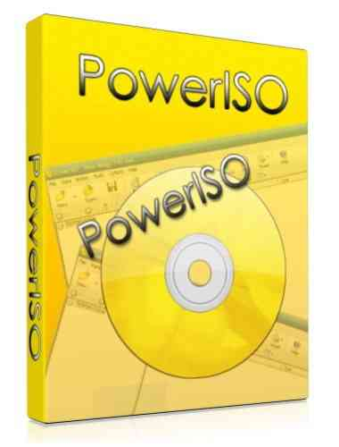 logo for PowerISO