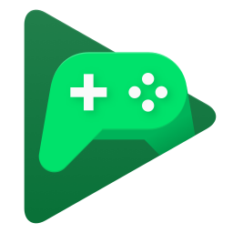 logo for Google Play Games