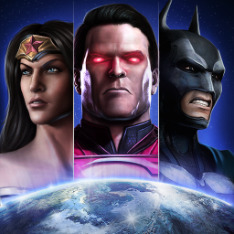 poster for Injustice: Gods Among Us