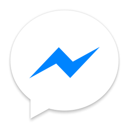 logo for Messenger Lite