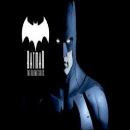 logo for Batman The Telltale Series