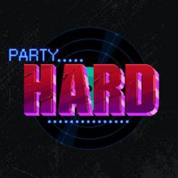 logo for Party Hard