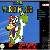 poster for Super Mario World