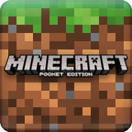 logo for Minecraft Pocket Edition No Damage