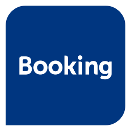 logo for Booking.com Hotel Reservations