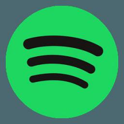 logo for Spotify Music Premium Cracked