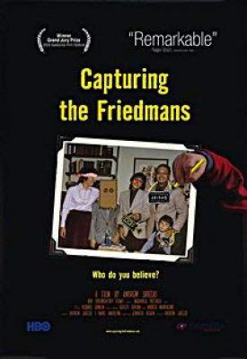 poster for Capturing the Friedmans 2003