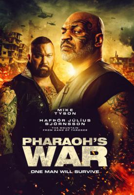 poster for Pharaoh's War 2019