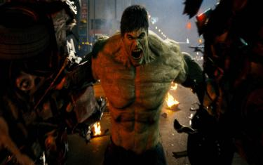screenshoot for The Incredible Hulk