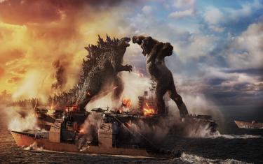 screenshoot for Godzilla vs. Kong