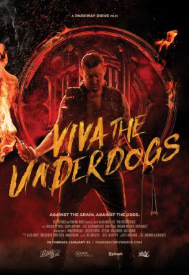 poster for Viva the Underdogs 2020