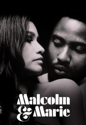 poster for Malcolm & Marie 2021
