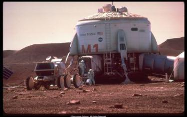 screenshoot for Mission to Mars