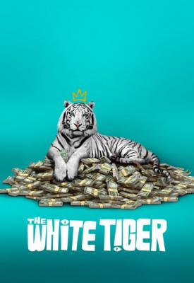 poster for The White Tiger 2021