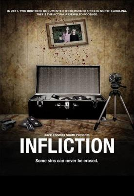 poster for Infliction 2014