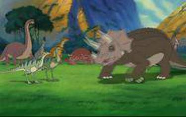 screenshoot for The Land Before Time VII: The Stone of Cold Fire