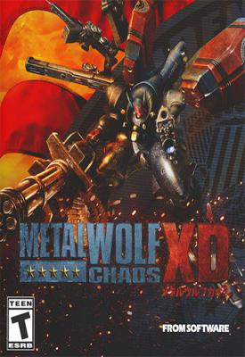 poster for Metal Wolf Chaos XD v1.02 + DLC