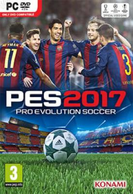 poster for Pro Evolution Soccer 2017 v1.01.00