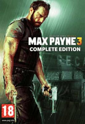 poster for Max Payne 3: Complete Edition v1.0.0.216 + All DLCs