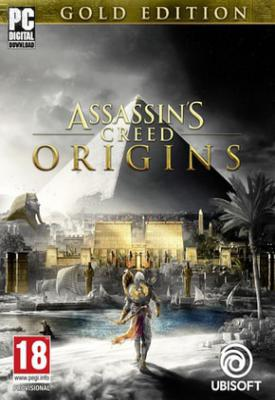 poster for Assassin's Creed: Origins v1.5.1 + All DLCs