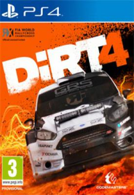 poster for DiRT 4 v1.02 + HotFix + 3 DLCs Cracked