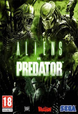 poster for Aliens vs. Predator + 2 DLC