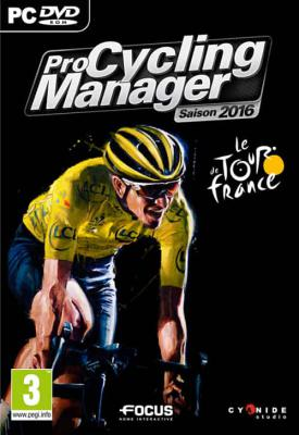 poster for Pro Cycling Manager 2016 Reback