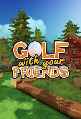 poster for Golf With Your Friends v751 (The Deep Update) + Caddy Pack DLC + Soundtrack