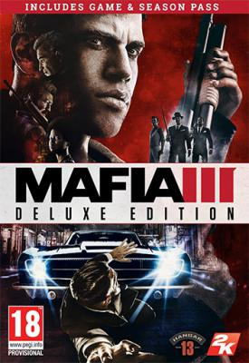 poster for Mafia 3: Digital Deluxe Edition v1.09 GOG + 6 DLCs