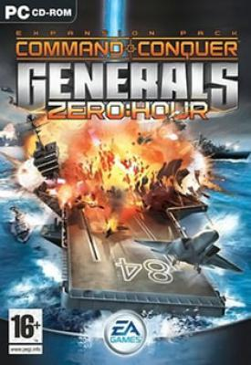 poster for Command & Conquer: Generals v1.8 + Zero Hour v1.4