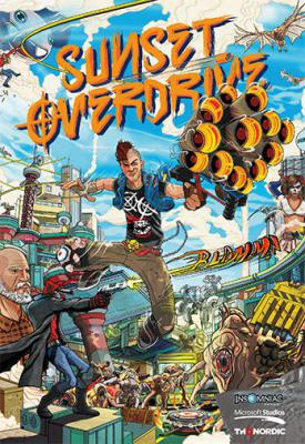 poster for Sunset Overdrive