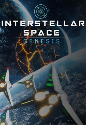 poster for Interstellar Space: Genesis v1.2 + Natural Law Expansion Pack