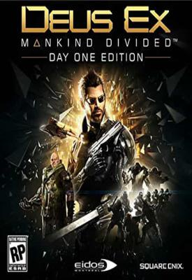 poster for Deus Ex: Mankind Divided – Digital Deluxe Edition v1.19 build 801.0 + All DLCs + Bonus Content