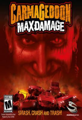 poster for Carmageddon: Max Damage The U.S. Election Nightmare Special Edition
