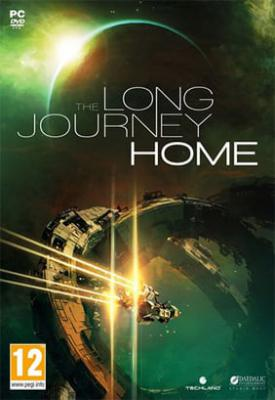 poster for The Long Journey Home