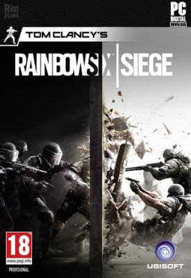 poster for Tom Clancy's Rainbow Six: Siege Complete Edition - v2.3.2 + All DLCs + Ultra HD Textures