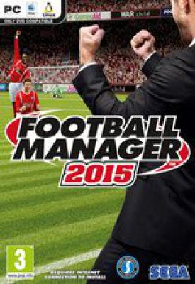 poster for Football Manager 2015 v15.3.2