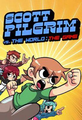 poster for Scott Pilgrim vs. The World: The Game – Complete Edition v1.0.1 + Yuzu Emu for PC