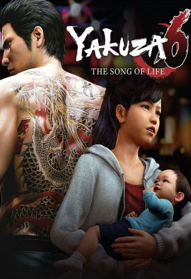 poster for Yakuza 6: The Song of Life + DLC