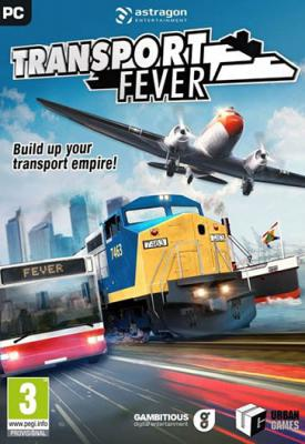 poster for Transport Fever Build 11908