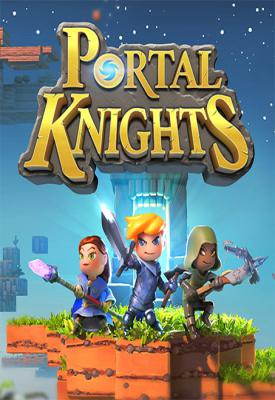 poster for Portal Knights v1.0.1 + 5 DLCs + Multiplayer