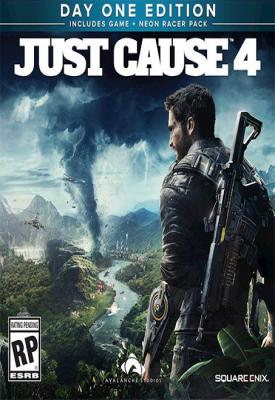 poster for Just Cause 4: Day One Edition + 5 DLCs