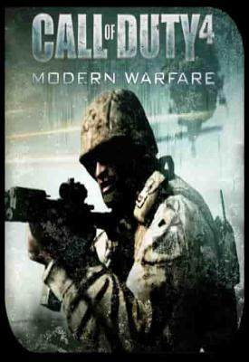 poster for Call Of Duty 4 Modern Warfare