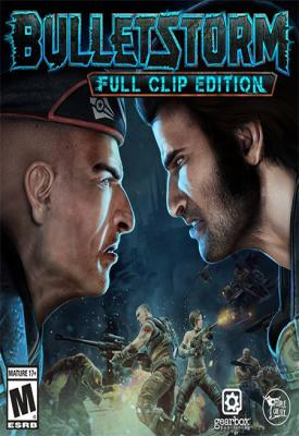 poster for Bulletstorm: Full Clip Edition + Update 2 + DLC