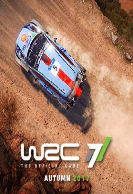poster for WRC 7 FIA World Rally Championship v1.4 + Porsche DLC