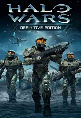 poster for Halo Wars Definitive Edition 2017