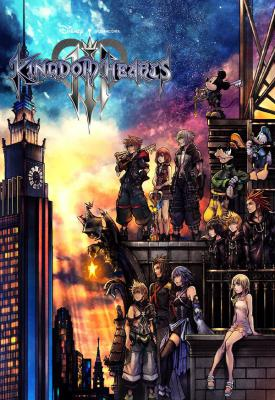 poster for Kingdom Hearts III + Re Mind DLC