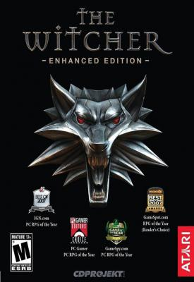 poster for The Witcher: Enhanced Edition - Director's Cut v1.5 GOG + All DLCs